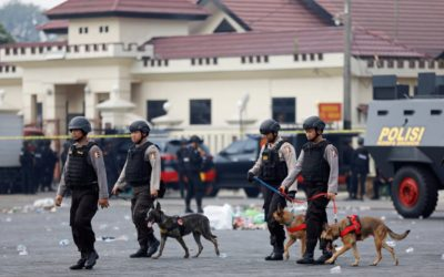 Deadly Uprising by ISIS Followers Shake Indonesia's Prison System